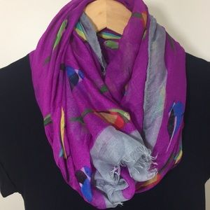 Accessories - Canary colored Summer Scarf